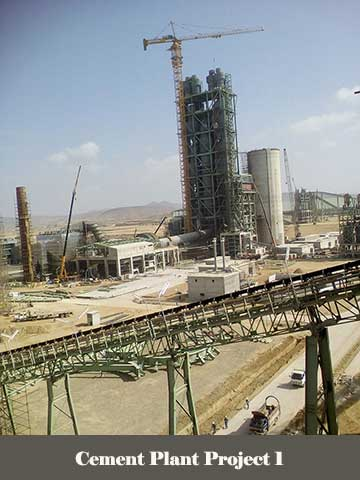 Cement Plant Project 1