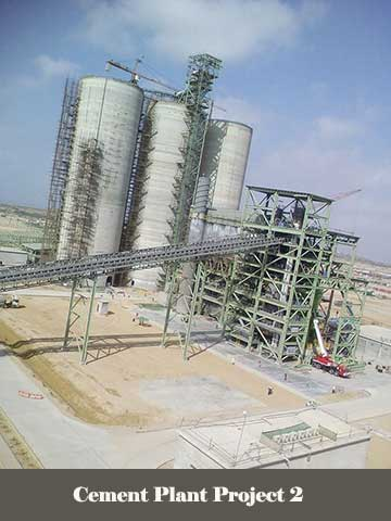 Cement Plant Project 2