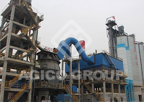 Cement Production Line for Baoji