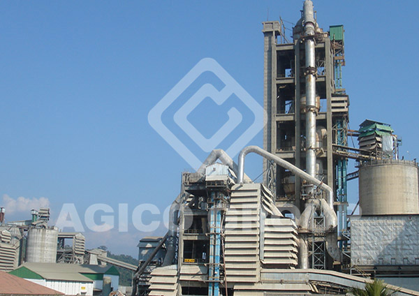 Cement Production Line in Shandong