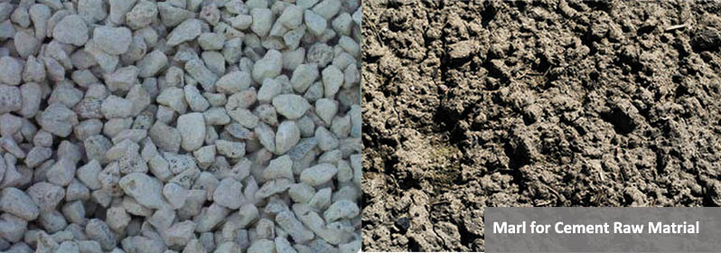Marl - Cement Raw Material