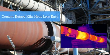 How To Lower Heat Loss Rate Of Rotary Kiln