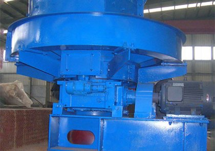 Disk Feeder for Cement Plant