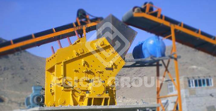 Impact Crusher for Mining Site