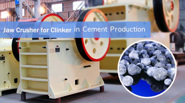 New Type Jaw Crusher For Cement Plant
