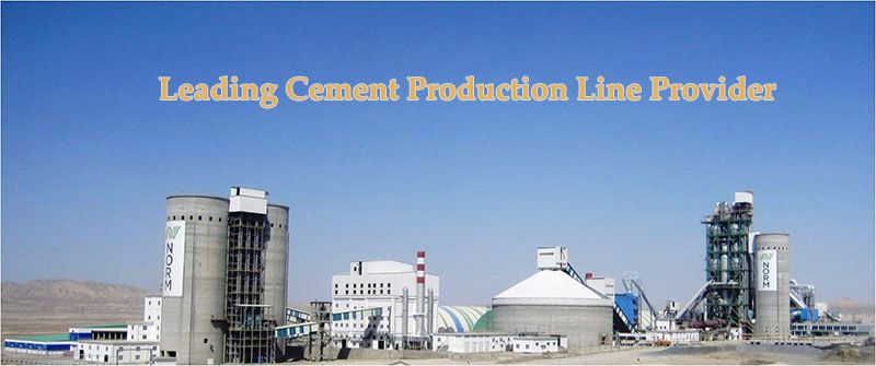 Leading Cement Production Line Supplier