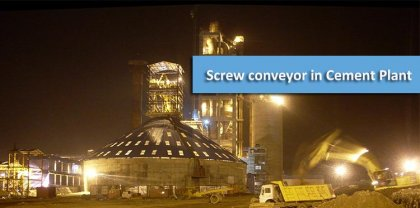 What Caused Screw Conveyor's Screw Shaft Jam
