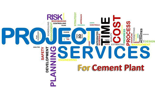 Service for Cement Plant Project