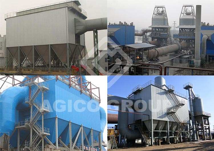 Various Low Pressure Long Bag Dust Collector