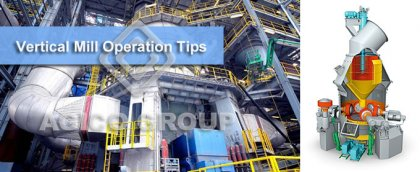 Important Operation Tips For Cement Vertical Mill