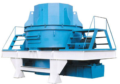 Verticle Shaft Crusher From AGICO