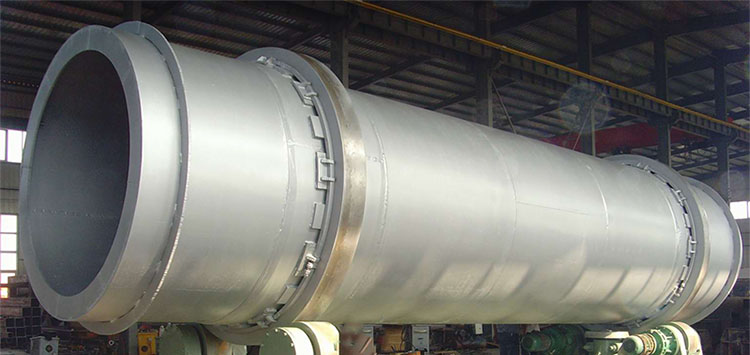 Cement Rotary Kiln Manufacture