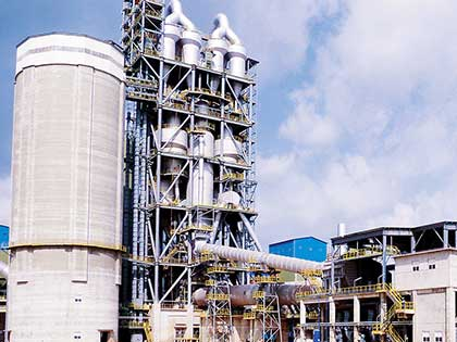 How to Lower Heat Lost Rate in Cement Production Plant