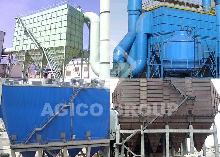 Electric Precipitator for Cement Production