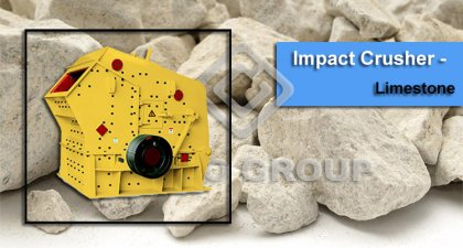Impact Crusher Used in Limestone Crushing