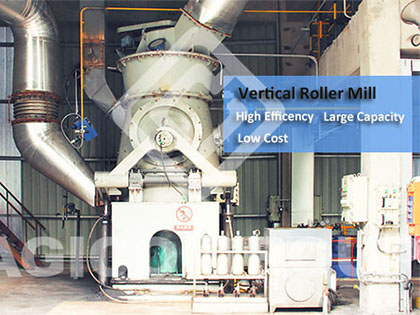 How to Improve Grinding Efficiency of Vertical Roller Mill